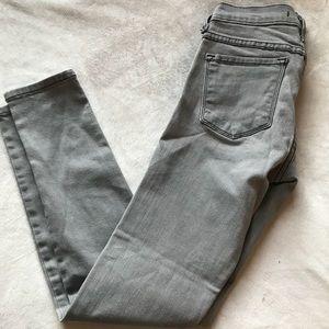 Light gray Flying Monkey Skinny Jeans